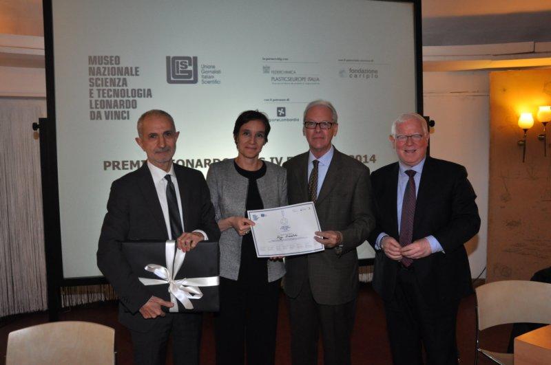 Premio Leonardo UGIS 2014