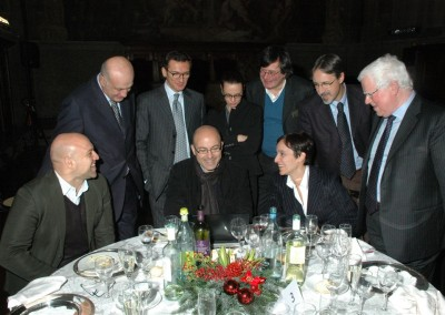 Ospiti_cena_UGIS_con_Roberto_Cingolani