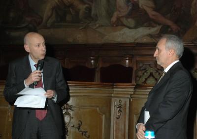 Sottosegretario_Cavalli_e_Giovanni_Caprara